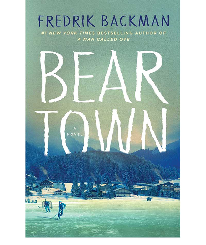 Cover of Beartown by Fredrik Backman